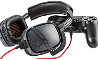 Polk Audio Striker Pro P1 Gaming Headset