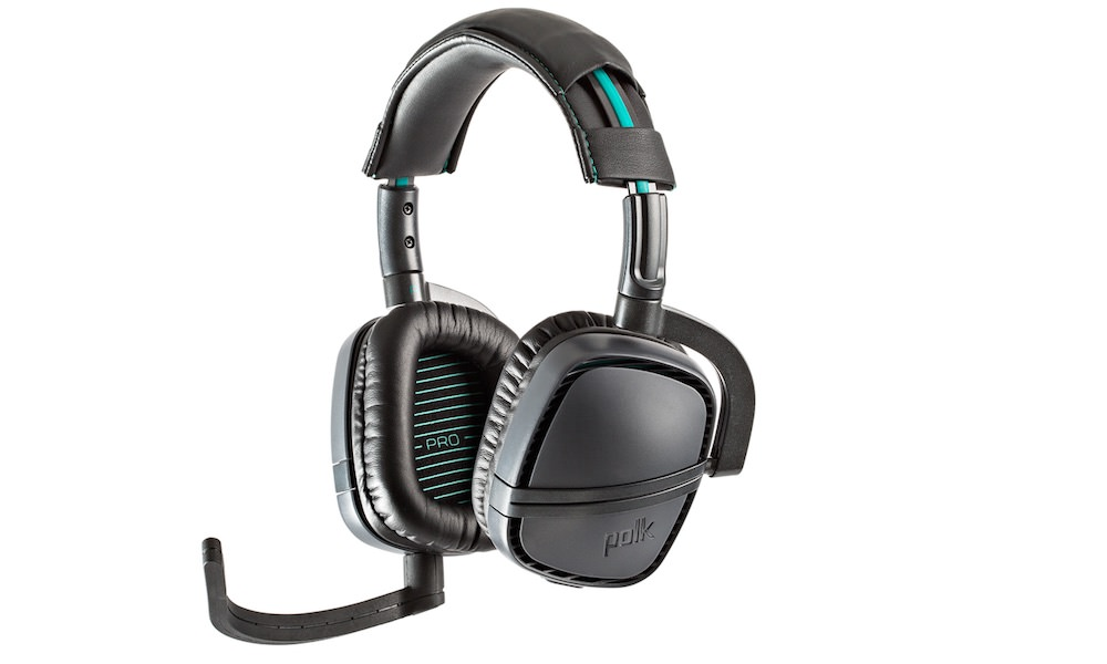 Polk Audio Striker Pro ZX Gaming Headset
