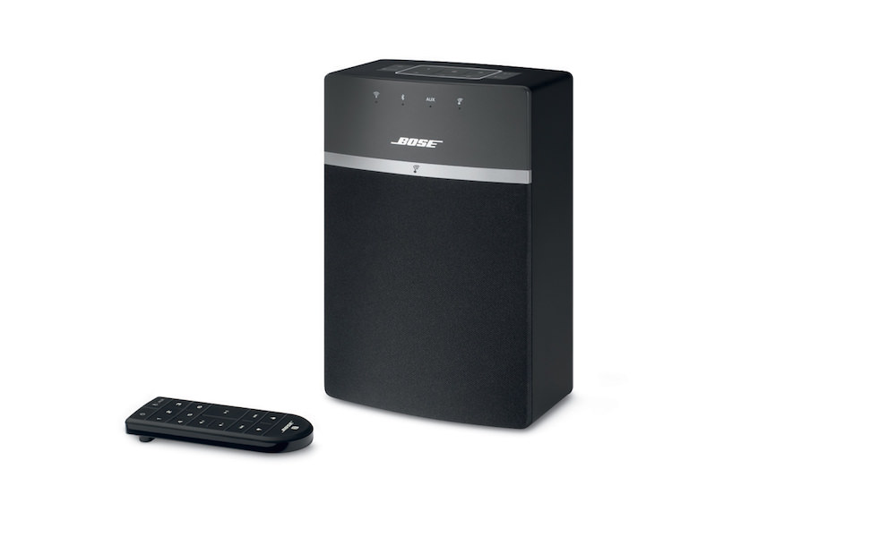 Bose SoundTouch 10 in black