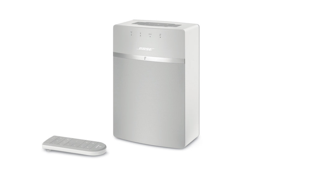 Bose SoundTouch 10 in white