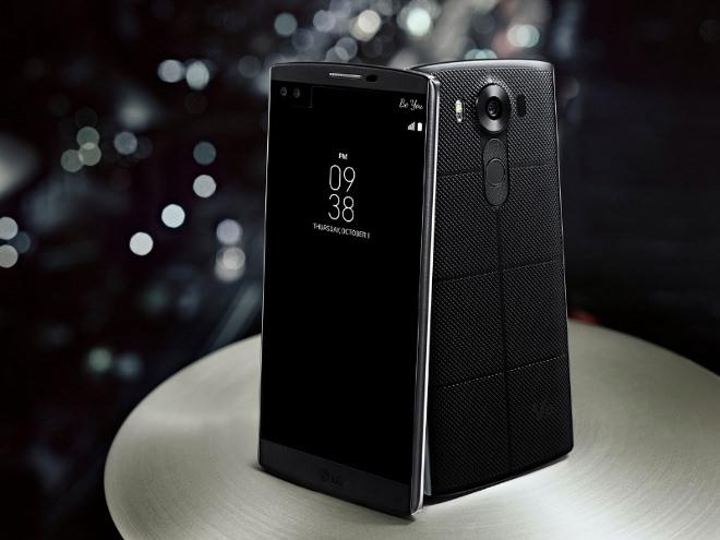 LG V10 Smartphone - Black
