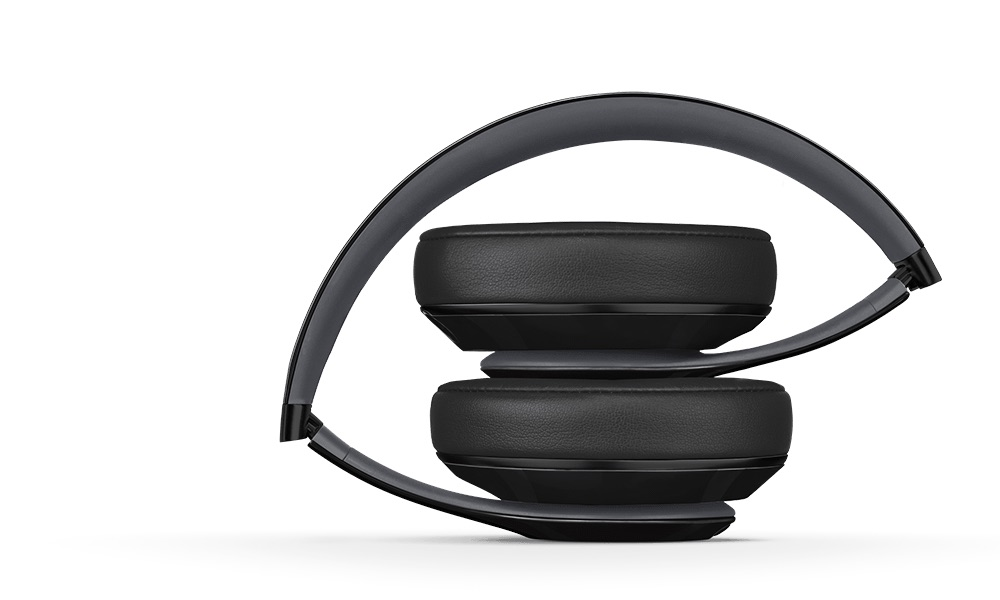 Beats Studio Wireless Headphones Folded