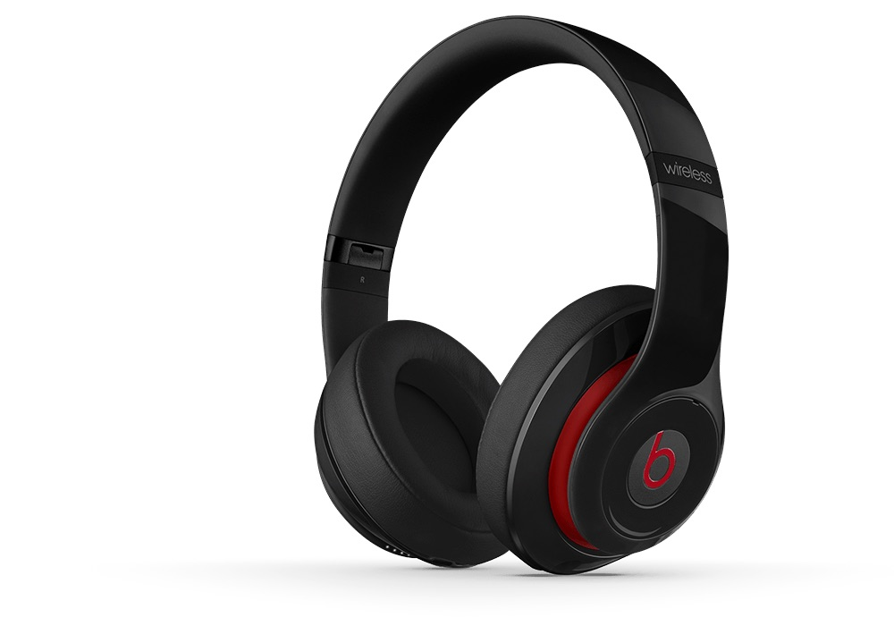 Beats Studio Wireless Headphones Black
