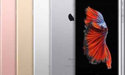 Apple iPhone 6s Plus Colors