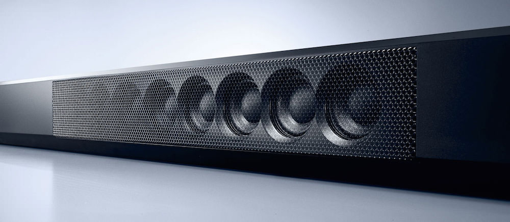 Yamaha YSP-1600 - Close-up Speakers