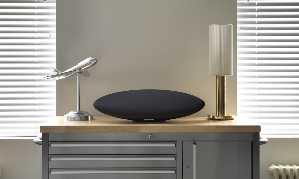 Bowers & Wilkins Zeppelin Wireless Lifestyle Photo