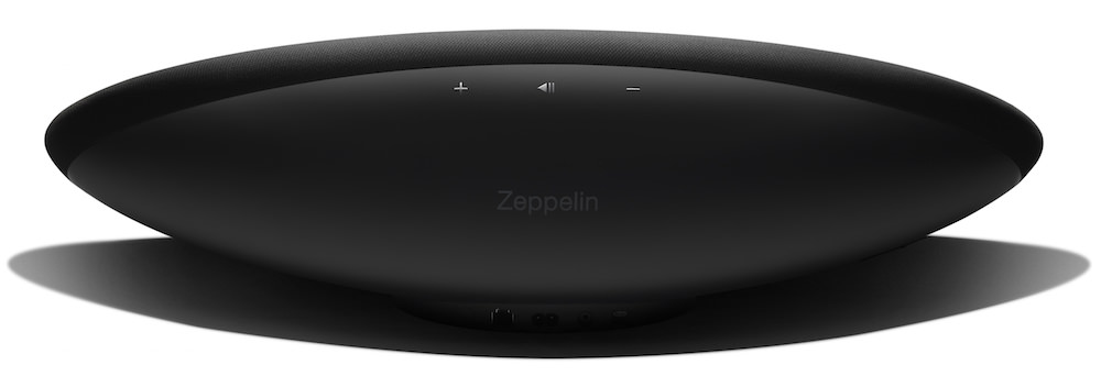 Bowers & Wilkins Zeppelin Wireless Speaker Rear