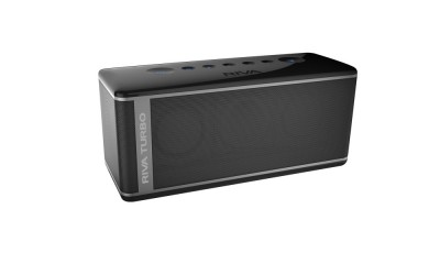 Riva Turbo X Bluetooth Speaker - Black