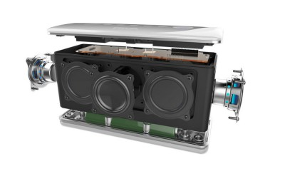 Riva Turbo X Bluetooth Speaker - Exploded