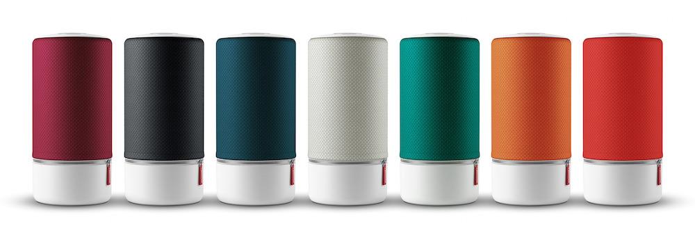 Libratone ZIPP colors (2015)