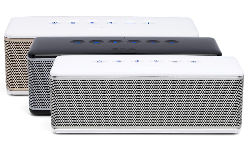 RIVA S Bluetooth Speakers