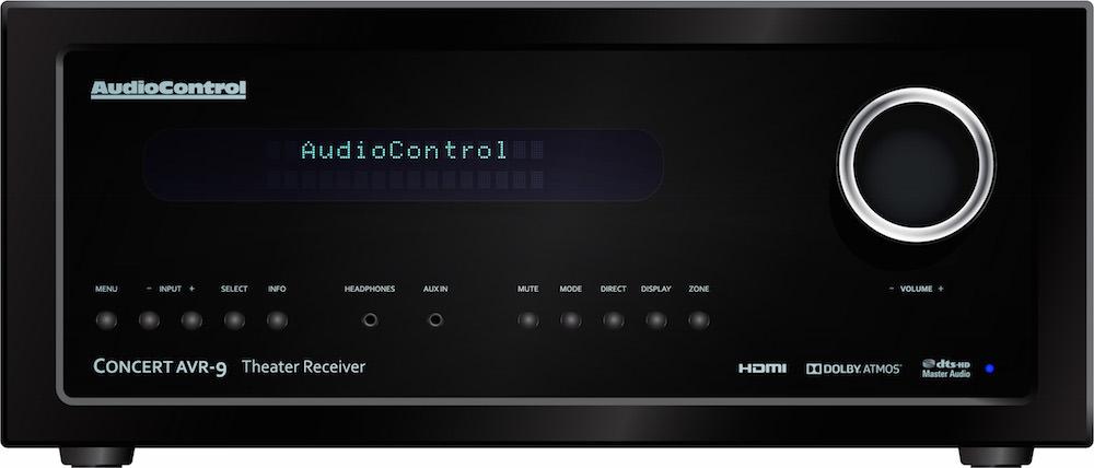 AudioControl Concert AVR-9