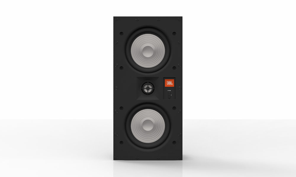 Jbl Studio 2 Lcr In Wall Speakers