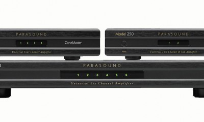 Parasound ZoneMaster 250, 450, 650 Amplifiers