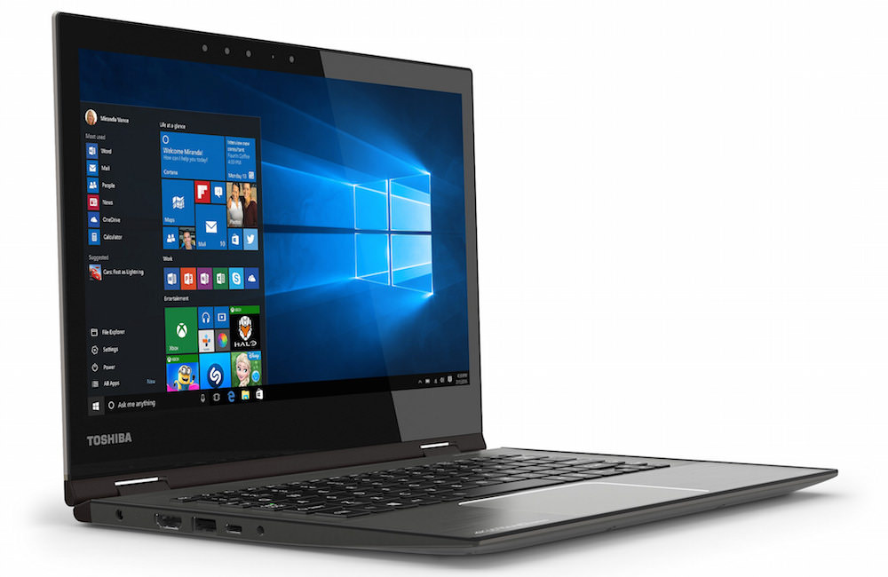 Toshiba Satellite Radius 12 Laptop