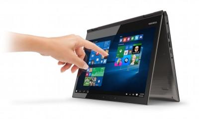 Toshiba Satellite Radius 12 Touchscreen Laptop