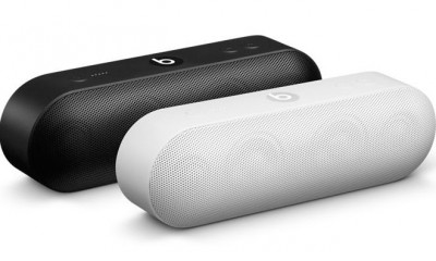 Beats Pill+ Portable Bluetooth Speaker in Black or White