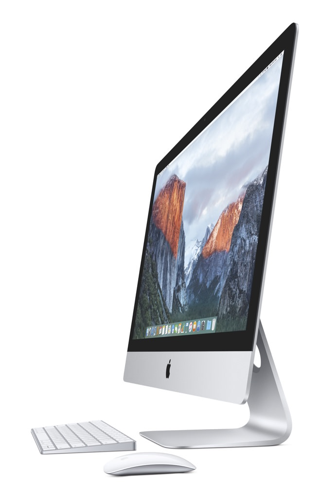 Apple iMac 5K 27-inch Late 2015 model