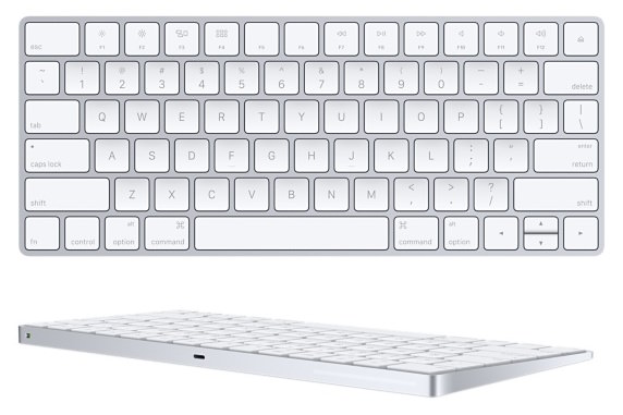 Apple Magic Keyboard (2015 model)