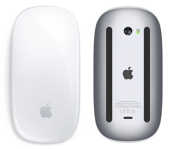 Apple Magic Mouse 2 (2015 model)