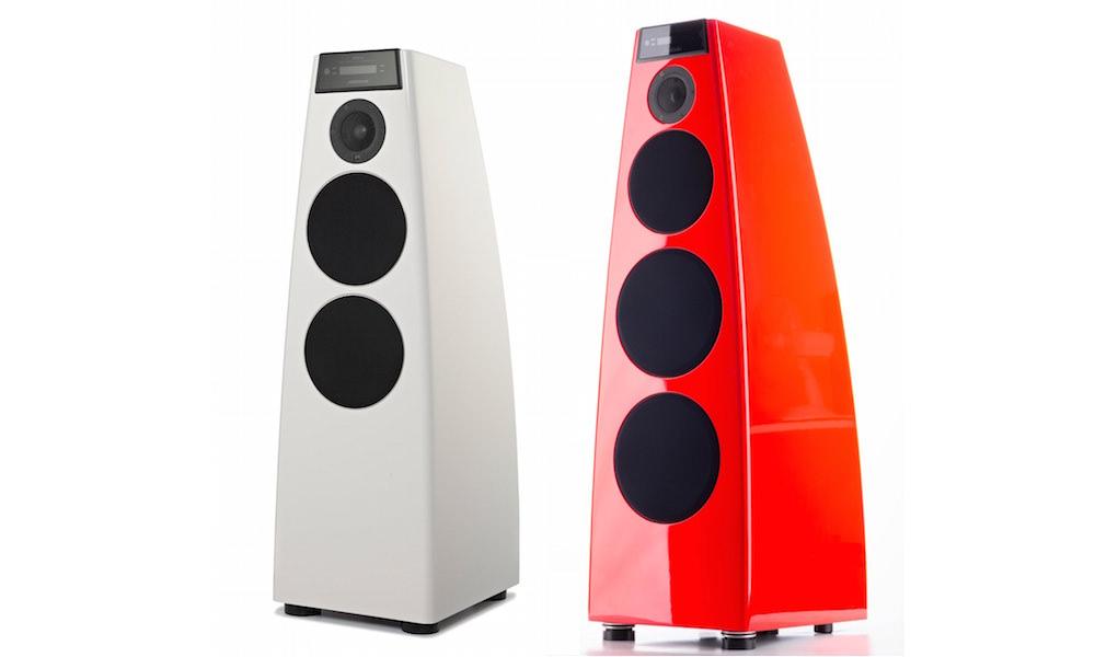 Meridian DSP5200.2 and DSP7200.2  Active Loudspeakers