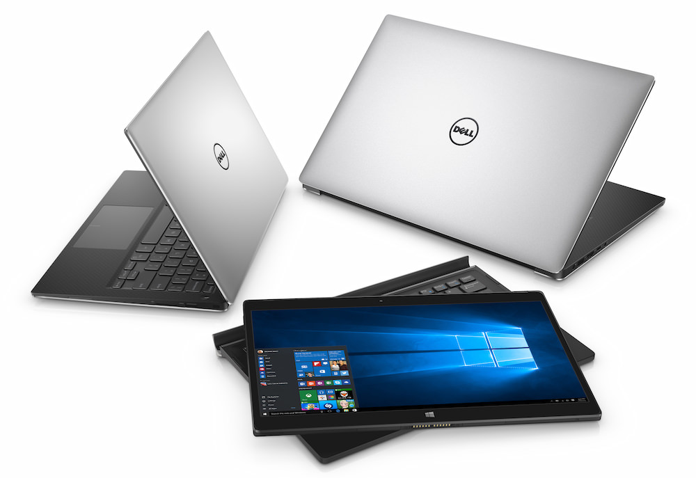 Dell XPS 12, 13 and 15 Notebook Family (2015)
