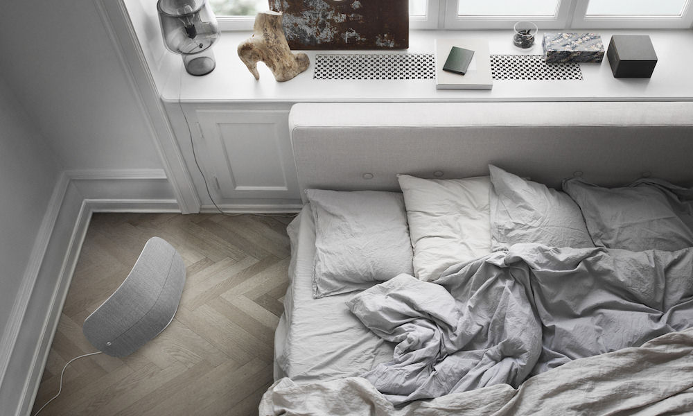 Beoplay A6 in bedroom