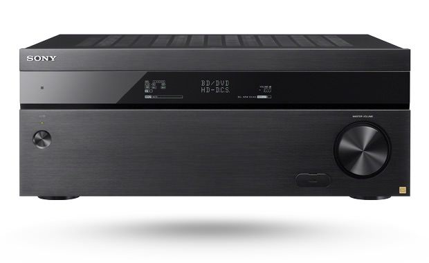 Sony STR-ZA5000ES - Front