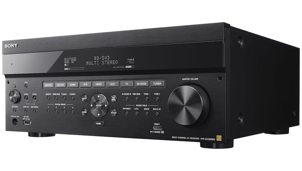 Sony STR-ZA5000ES A/V Receiver