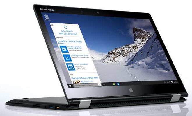 Lenovo YOGA 700 Laptop - Back