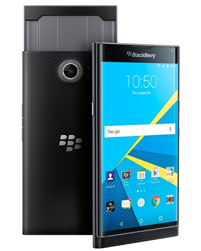 BlackBerry PRIV Front Closed
