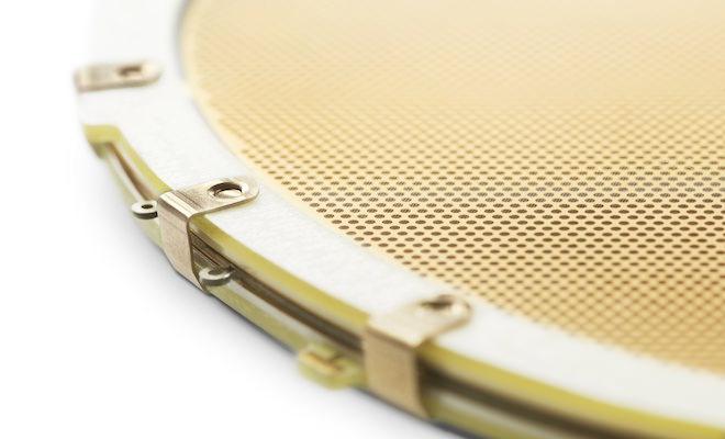 Sennheiser Orpheus Headphone Transducer Detail