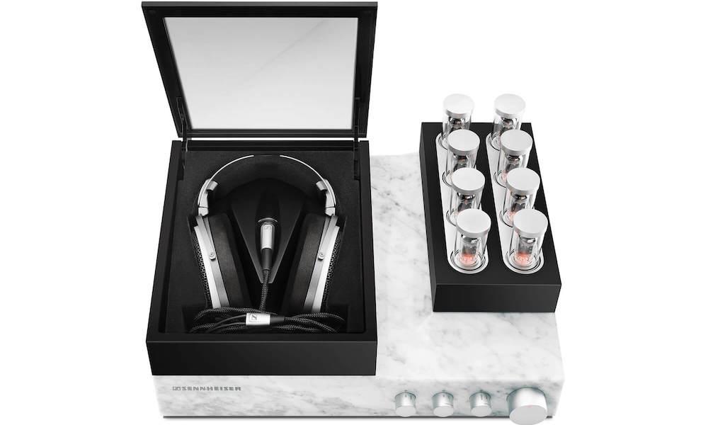 Sennheiser Orpheus Headphone System - Top