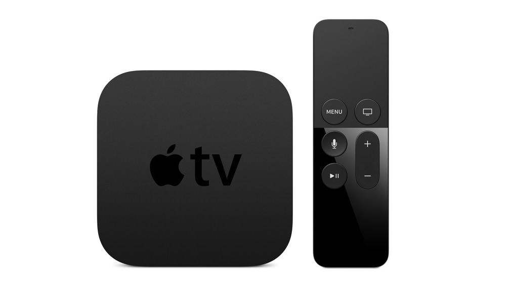 Apple TV with Siri Remote (2015)