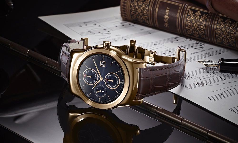 LG Watch Urbane Luxe Smartwatch
