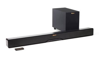 Klipsch R-4B Soundbar with Wireless Subwoofer