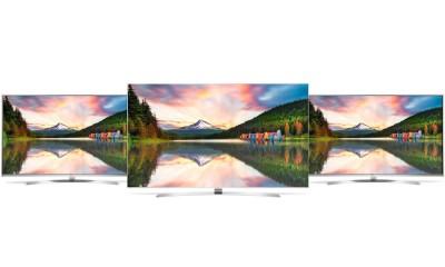 LG Electronics UHD TV 2016