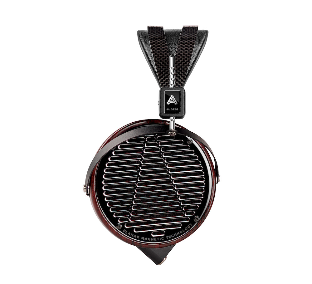 Audeze LCD-4 - side view