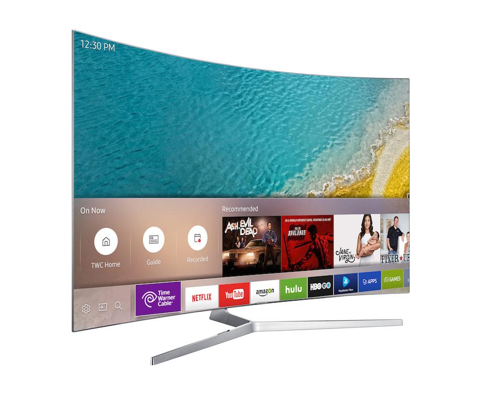Samsung KS9500 SUHD TV Menu