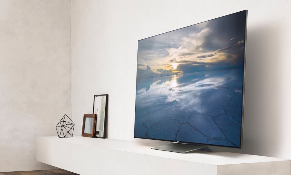 Sony XBR-X930D 4K TV 2016