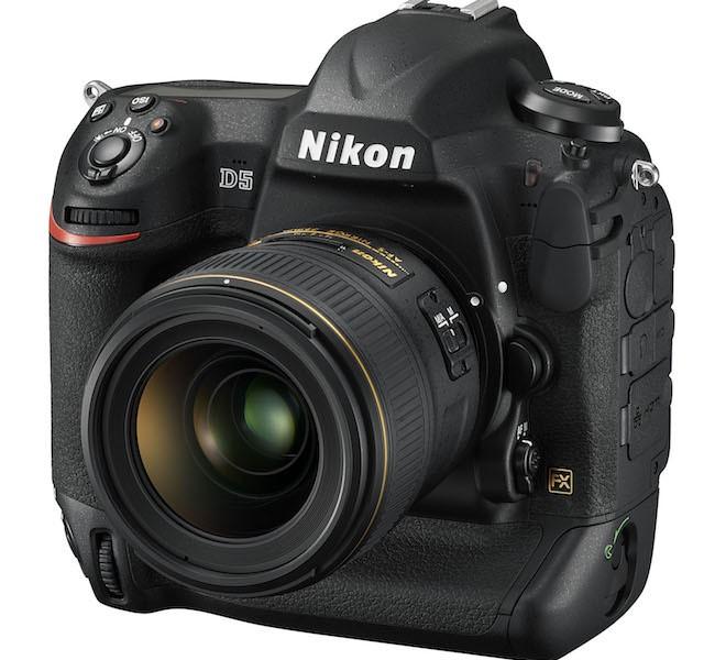 Nikon D5 Dslr Camera Flagship 2016 Ecoustics Com