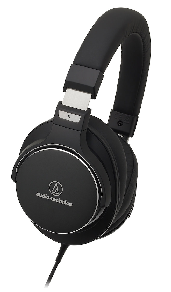 Audio-Technica ATH-MSR7NC side
