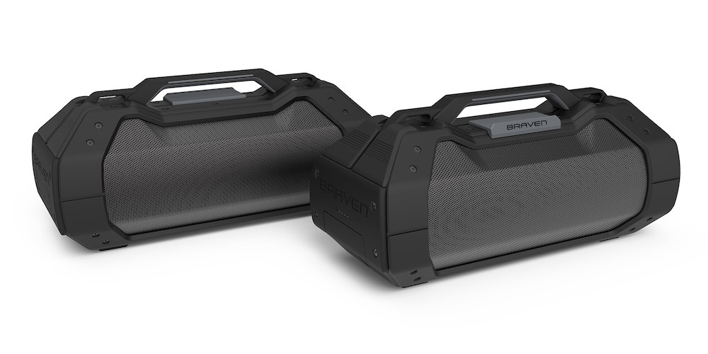 BRAVEN BRV-XXL Bluetooth Speakers