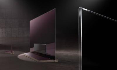 LG G6 Signature OLED 4K TV