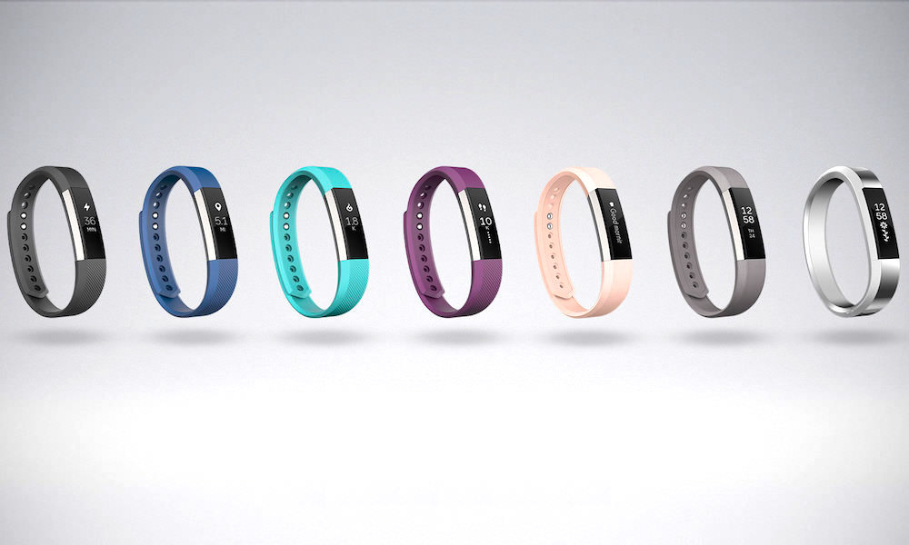 Fitbit Alta is Slim Fitness Band Designed for Women ...