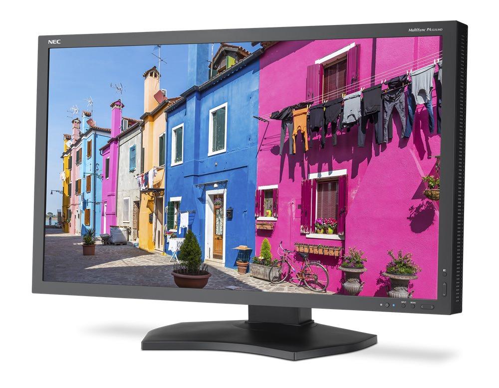NEC PA322UHD-BK-2 4K Monitor