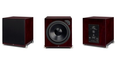 Paradigm Prestige 2000w Subwoofer in cherry