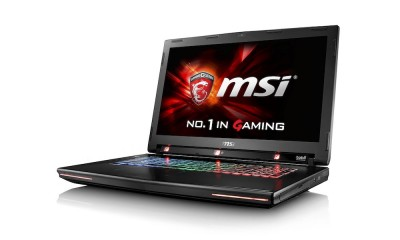 MSI GT72S G Tobii Gaming Notebook