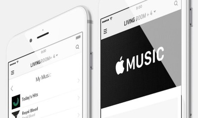 Apple Music on Sonos app