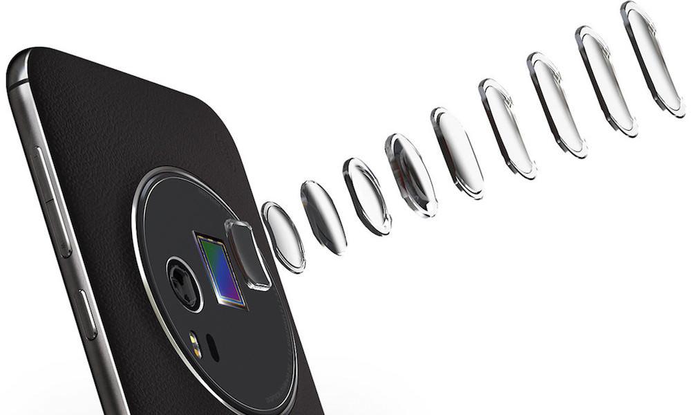 ASUS ZenFone Zoom Lens